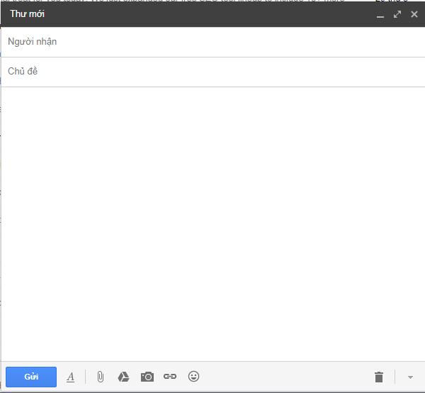 Cách viết email chuyên nghiệp