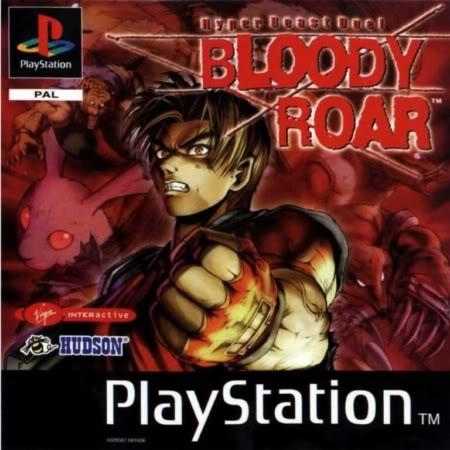 Tải game đấu trường thú, bloody roar 1, 2, 3, 4, 5