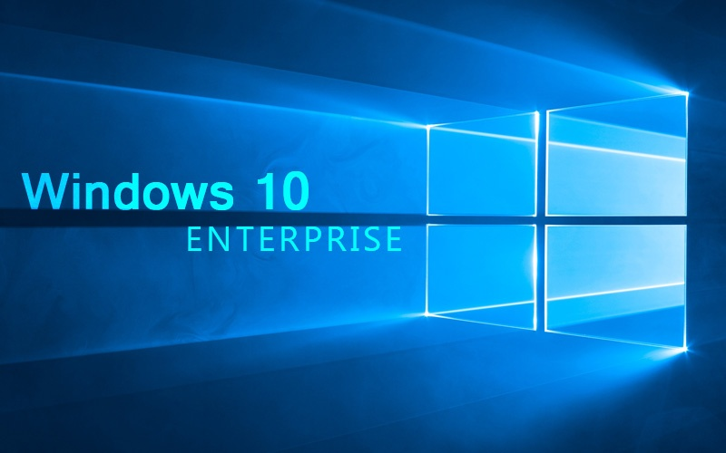 Windows 10 Enterprise - Tải Windows 10 full active 1709 VL