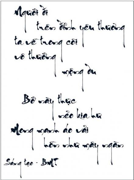 Font thư pháp đẹp, font thư pháp viết thiệp chúc mừng