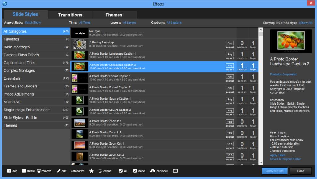 Tải phần mềm proshow producer 9.0.3793