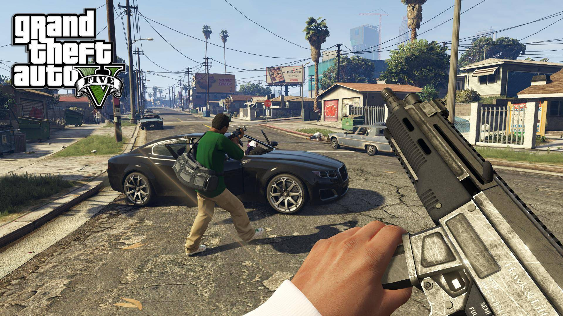 Tải game GTA 5, Grand Theft Auto V full