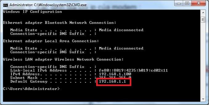 Đổi mật khẩu wifi mạng SCTV - 192.168.1.1 SCTV
