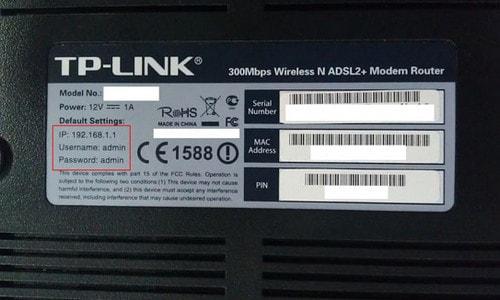 Đổi mật khẩu wifi modem TP-Link - 192.168.1.1 TP-Link FPT, VNPT, Viettel
