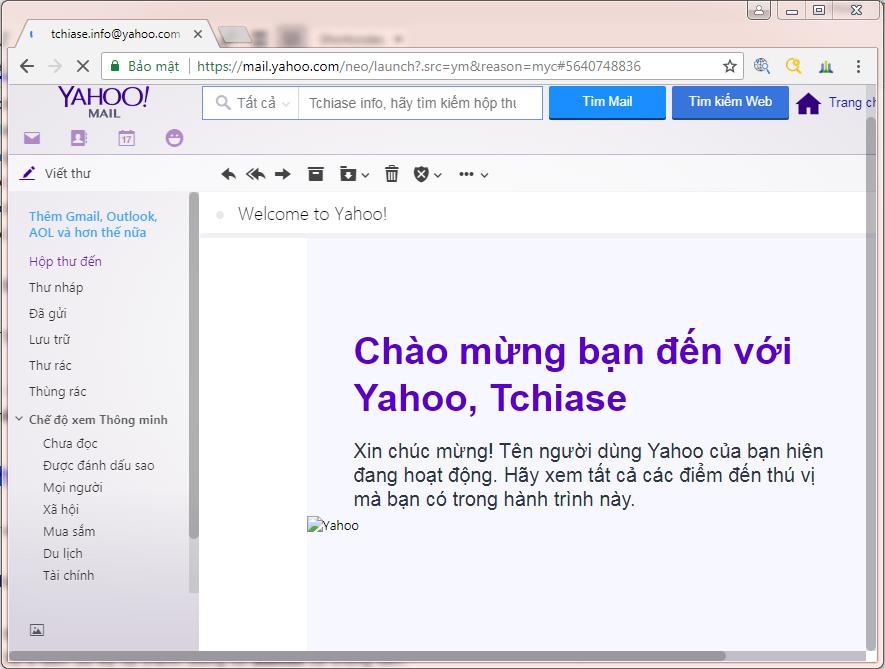 Cách đăng ký mail Yahoo, tạo mail Yahoo, lập mail Yahoo nhanh và hiệu quả nhất