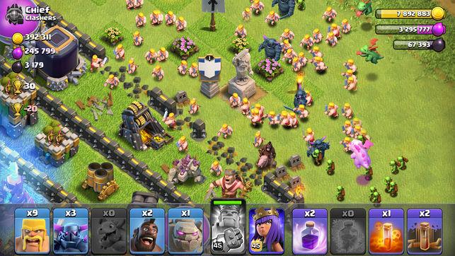 Tải Clash of Clans cho máy tính - Chơi Clash of Clans trên máy tính, PC