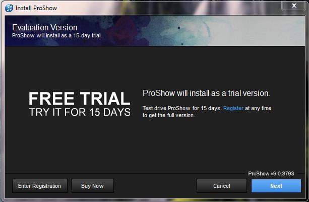 Tải Proshow Producer 9.0.3797 full crack - Update phiên bản mới