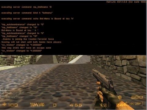 Tổng hợp lệnh Half Life - Lệnh CS 1.1 đến 1.6