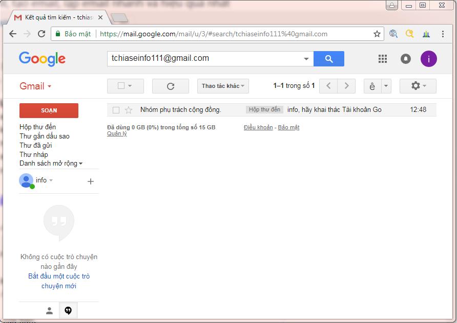 Cách đăng ký gmail, tạo gmail, lập gmail nhanh và hiệu quả nhất