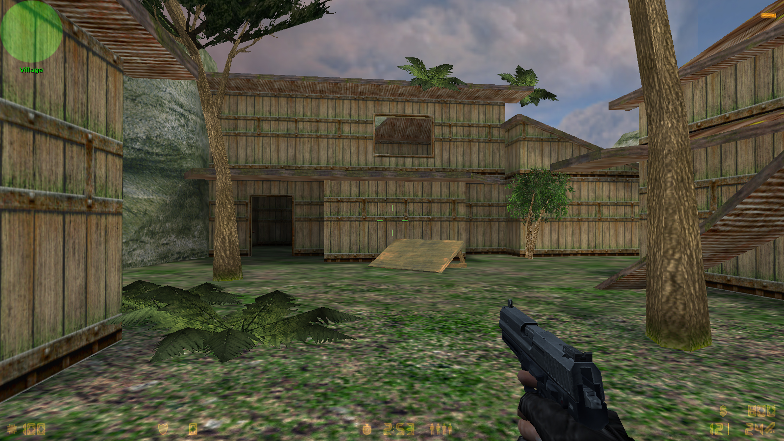 Tải Half Life 1.1, CS 1.1, Counter Strike 1.1 full Crack