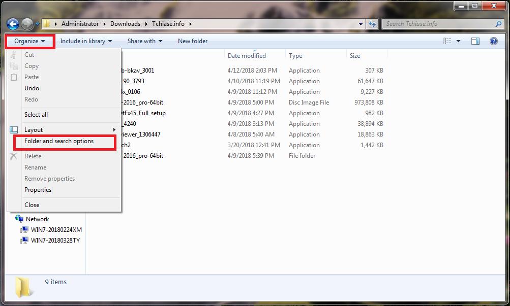 Hướng dẫn cách hiện file ẩn trong win 7, 8, 10 - Phần mềm hiện file ẩn FixAttrb Bkav