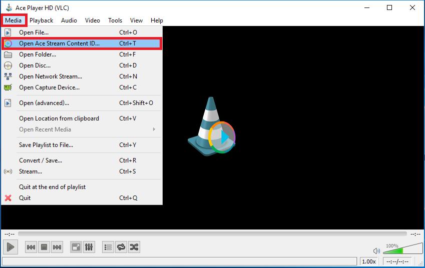 Hướng dẫn sử dụng phần mềm xem bóng đá Acestream 3.1.28