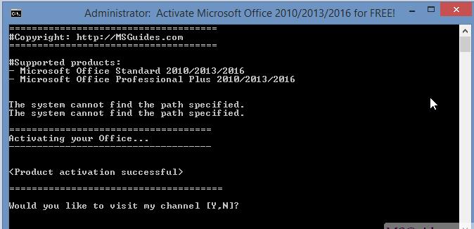 Tải Office 2016 full crack không cần key hoặc phần mềm tốc độ cao