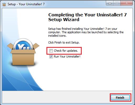 Tải Your Uninstaller full key 7.5 - Phần mềm gỡ cài đặt tận gốc