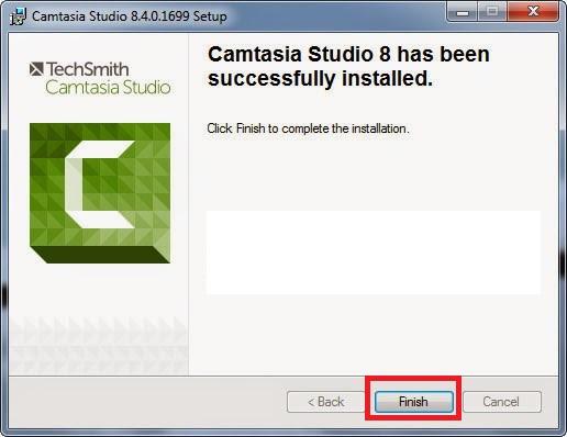 Hướng dẫn cài đặt và crack phần mềm chỉnh sửa video Camtasia Studio 8, 9