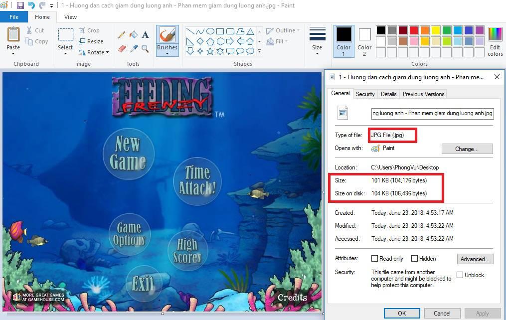 Hướng dẫn cách giảm dung lượng ảnh - Phần mềm giảm dung lượng ảnh