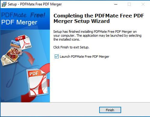 Tải PDFMate Free PDF Merger - Phần mềm ghép nối, cắt file pdf chuyên nghiệp