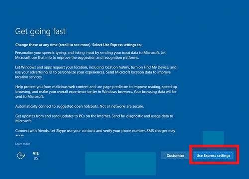 Thủ thuật Windows - Hướng dẫn cách cài win 10 bằng USB nhanh nhất