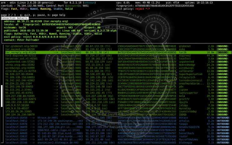 Phần mềm Tor Browser - Deep web là gì? Cách vào Deep web an toàn