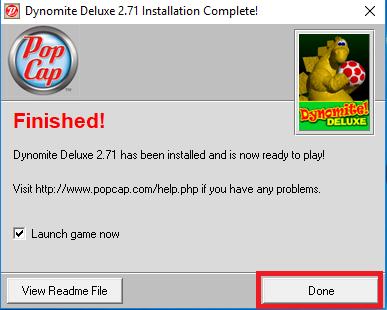 Tải game bắn trứng khủng long cổ điển Dynomite Deluxe Full