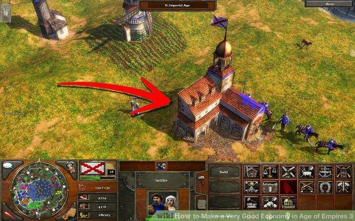 Hướng dẫn cách chơi Đế chế - Guide game AOE cho người mới bắt đầu