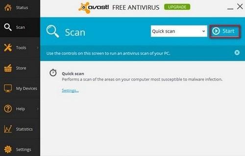 Tải Avast - Download Avast Free Antivirus 18.5 2018