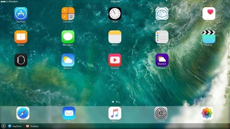 Tải iPadian 10 - Phần mềm giả lập IOS trên PC tốt nhất