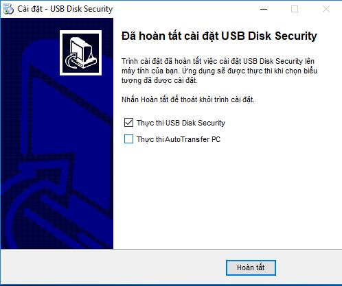 Tải USB Disk Security 6.6.0.0 - Phần mềm diệt virus USB, bảo vệ USB