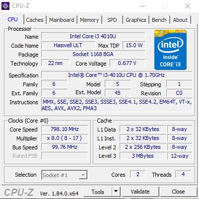 Hướng dẫn cách kiểm tra cấu hình máy tính, laptop trên win 7, 8, 8.1, 10