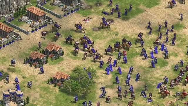 Mã lệnh game Đế chế - Các phím tắt trong AOE, Age of Empires 1, 2, 3