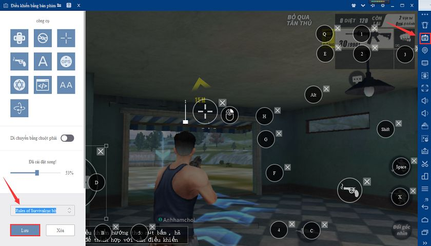 Tải game Rules of Survival PC - Chơi Rules of Survival, ROS trên PC