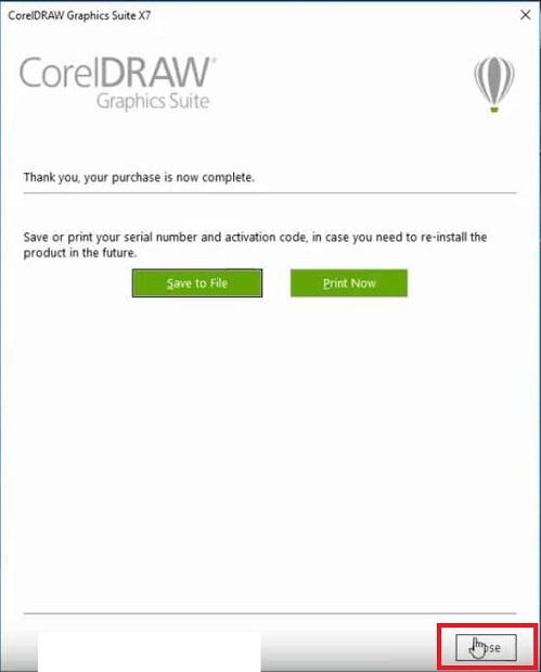 Hướng dẫn cài đặt CorelDraw x7 và Crack CorelDraw X7