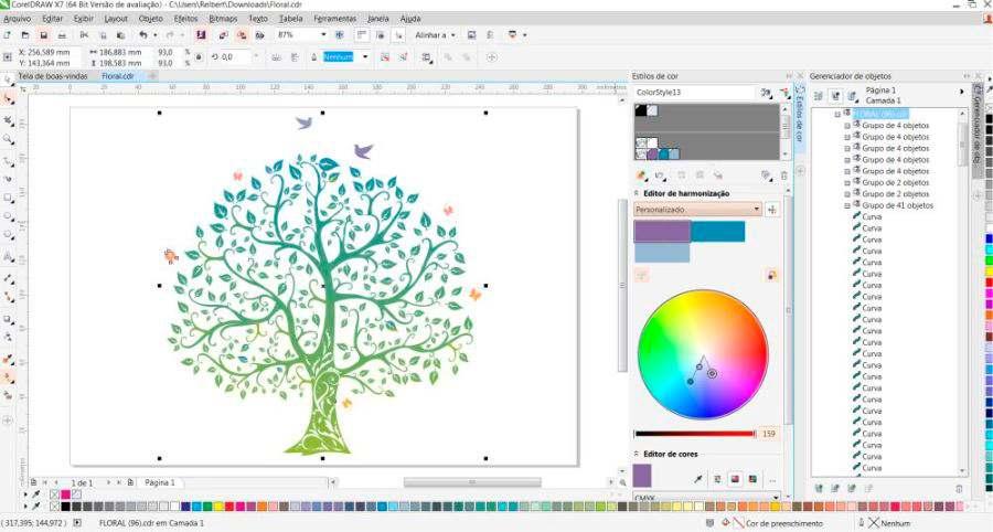 Tải Corel Draw X7 Full crack 32bit, 64bit - Phần mềm thiết kế đồ họa
