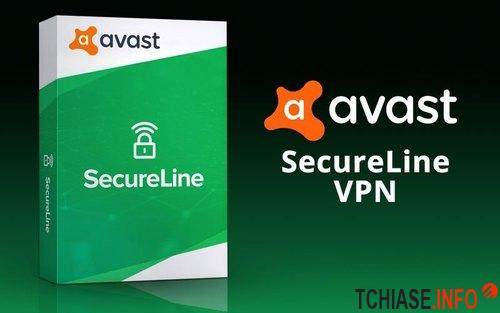 Share key Avast Secureline VPN 2021