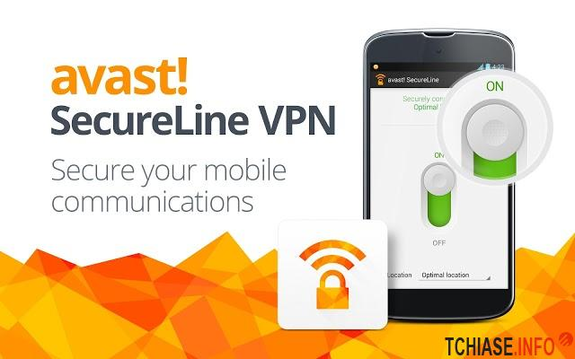 Xin key Avast SecureLine VPN