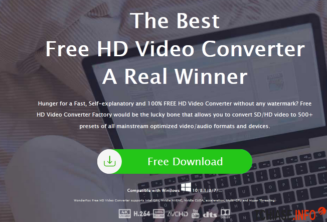 Free HD Video Converter for iPad/iPhone